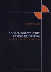 Kapitał innowacyjny przedsiębiorstwa