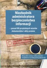 Niezbędnik administratora bezpieczeństwa informacji + CD