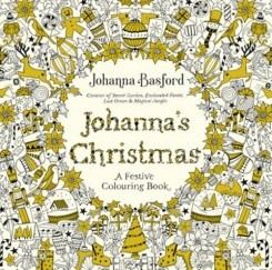 Johannas Christmas A Festive Colouring Book