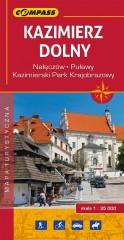 Kazimierz Dolny Nałęczów Puławy Kazimierski Park Krajobrazowy
