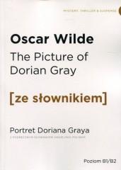 Portret Doriana Graya z podręcznym słownikiem angielsko-polskim