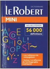 Robert mini langue francaise