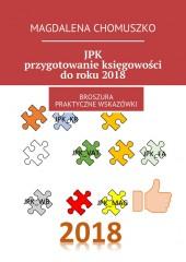 JPK - przygotowanie księgowości do roku 2018