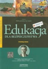 Edukacja dla bezpieczeństwa Podręcznik