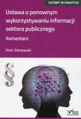 Ustawa o ponownym wykorzystaniu informacji sektora publicznego