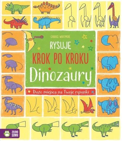 Rysuję krok po kroku Dinozaury