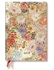 Kalendarz 2018 Kikka Midi Horizontal