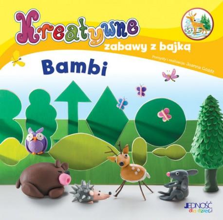 Kreatywne zabawy z bajką Bambi