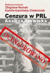 Cenzura w PRL
