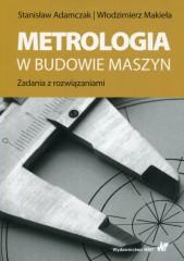 Metrologia w budowie maszyn