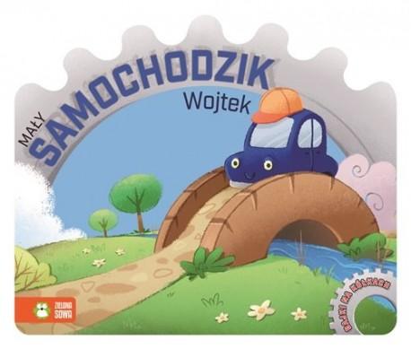 Bajki na kółkach Mały samochodzik Wojtek