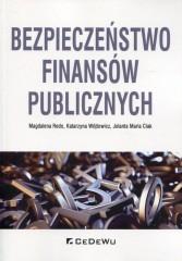 Bezpieczeństwo finansów publicznych