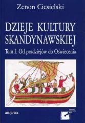 Dzieje kultury skandynawskiej Tom 1