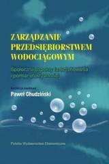 Zarządzanie przedsiębiorstwem wodociągowym