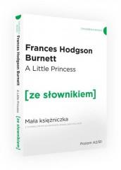 Mała Księżniczka wersja angielska z podręcznym słownikiem