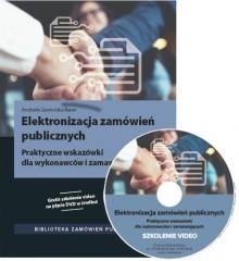 Elektronizacja zamówień publicznych + DVD