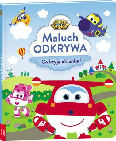 Super Wings Maluch odkrywa