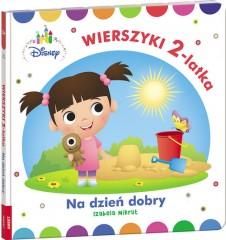 Disney Maluch Wierszyki dwulatka na dzień dobry