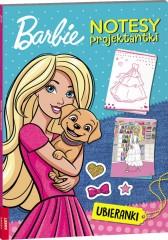 Barbie Notesy projektantki