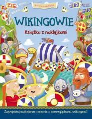 Wikingowie Historia w naklejkach
