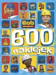 Bob Budowniczy 600 naklejek