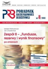 Zespół 8 - Fundusze,rezerwy i wynik finansowy po zmianach
