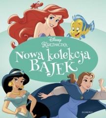Disney Księżniczka Nowa kolekcja bajek