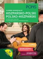 Słownik uniwersalny hiszpańsko-polski polsko-hiszpański