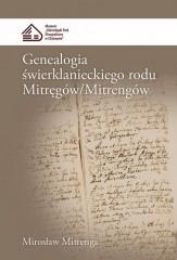 Genealogia świerklanieckiego rodu Mitręgów