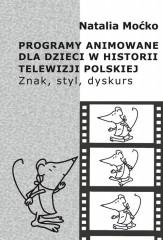 Programy animowane dla dzieci w historii Telewizji Polskiej