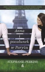 Anna i pocałunek w Paryżu