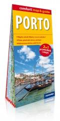Porto Laminowany map&guide (2w1: przewodnik i mapa)