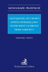 Odstąpienie od umowy deweloperskiej jako instrument ochrony praw nabywcy