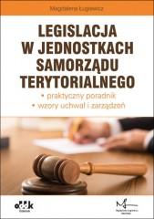 Legislacja w jednostkach samorządu terytorialnego