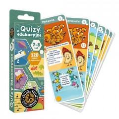 Xplore Team Quizy edukacyjne 7-8 lat