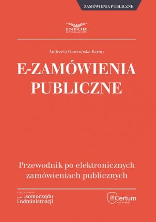 E-Zamówienia publiczne