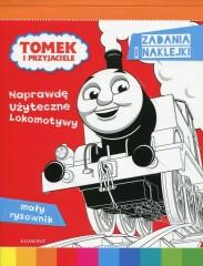 Tomek i Przyjaciele Mały rysownik  Naprawdę użyteczne lokomotywy