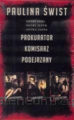 Prokurator / Komisarz / Podejrzany