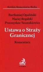 Ustawa o Straży Granicznej Komentarz