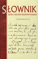 Słownik języka i kultury Jezuitów polskich