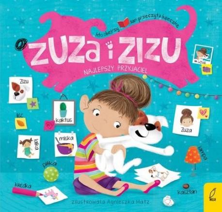 Zuza i Zizu Najlepszy przyjaciel