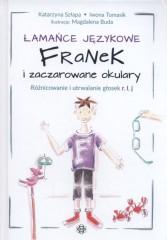 Łamańce językowe Franek i zaczarowane okulary