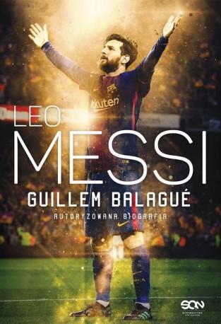 Leo Messi Autoryzowana biografia