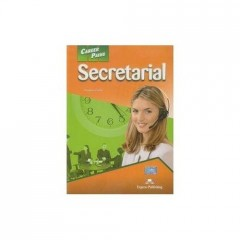 Career Paths Secretarial Student's Book with Digibooks App